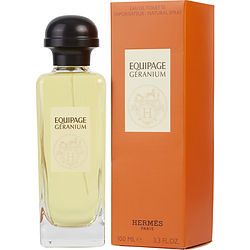 Equipage Geranium By Hermes Edt Spray 3.3 Oz