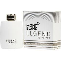 Mont Blanc Legend Spirit By Mont Blanc Edt .15 Oz Mini