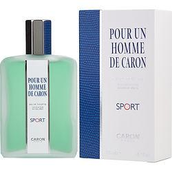 Caron Pour Homme Sport By Caron Edt Spray 4.2 Oz