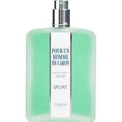 Caron Pour Homme Sport By Caron Edt Spray 4.2 Oz *tester