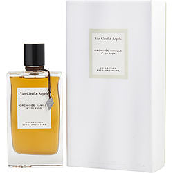 Orchidee Vanille Van Cleef & Arpels By Van Cleef & Arpels Eau De Parfum Spray 2.5 Oz