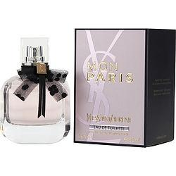 Mon Paris Ysl By Yves Saint Laurent Edt Spray 1.6 Oz