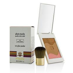 Sisley Phyto Touche Sun Glow Powder With Brush - # Trio Miel Cannelle --11g-0.38oz By Sisley