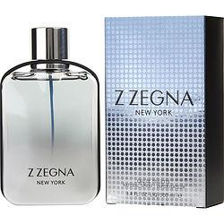 Z Zegna New York By Ermenegildo Zegna Edt Spray 3.4 Oz