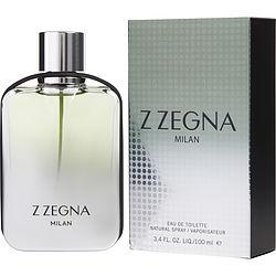 Z Zegna Milan By Ermenegildo Zegna Edt Spray 3.4 Oz