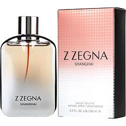 Z Zegna Shanghai By Ermenegildo Zegna Edt Spray 3.4 Oz