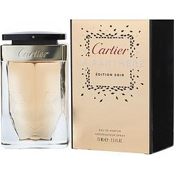 Cartier La Panthere Edition Soir By Cartier Eau De Parfum Spray 2.5 Oz