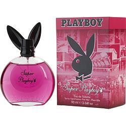 Super Playboy By Playboy Edt Spray 3 Oz
