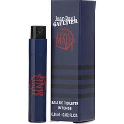 Jean Paul Gaultier Ultra Male By Jean Paul Gaultier Intense Edt Spray Vial