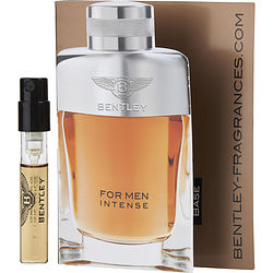 Bentley For Men Intense By Bentley Eau De Parfum Spray Vial