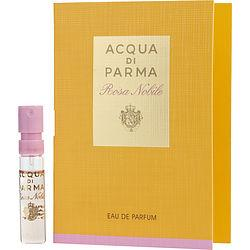 Acqua Di Parma By Acqua Di Parma Rosa Nobile Eau De Parfum Spray Vial