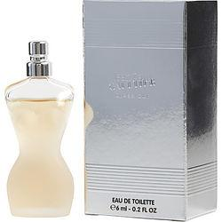 Jean Paul Gaultier By Jean Paul Gaultier Edt .2 Oz Mini