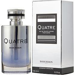 Boucheron Quatre Intense By Boucheron Edt Spray 3.3 Oz