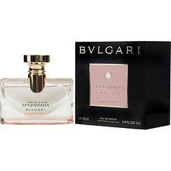 Bvlgari Splendida Rose Rose By Bvlgari Eau De Parfum Spray 3.4 Oz