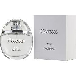 Obsessed By Calvin Klein Eau De Parfum Spray 1.7 Oz