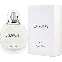 Obsessed By Calvin Klein Edt Spray 2.5 Oz