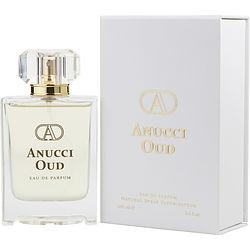 Anucci Oud By Anucci Eau De Parfum Spray 3.4 Oz