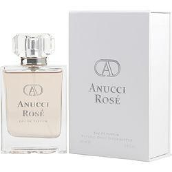 Anucci Rose By Anucci Eau De Parfum Spray 3.4 Oz