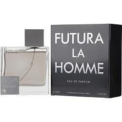 Armaf Futura La Homme Intense By Armaf Eau De Parfum Spray 3.4 Oz