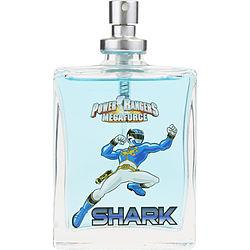 Power Rangers By Warner Bros Shark Edt Spray 3.4 Oz *tester