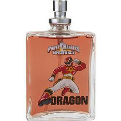 Power Rangers By Warner Bros Dragon Edt Spray 3.4 Oz *tester