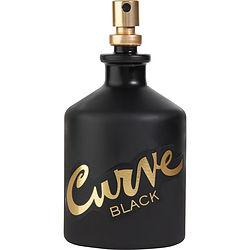 Curve Black By Liz Claiborne Cologne Spray 4.2 Oz *tester