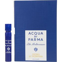 Acqua Di Parma Blue Mediterraneo By Acqua Di Parma Fico Di Almafi Edt Spray Vial