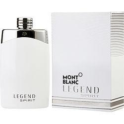Mont Blanc Legend Spirit By Mont Blanc Edt Spray 6.7 Oz