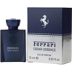 Ferrari Cedar Essence By Ferrari Eau De Parfum .33 Oz Mini