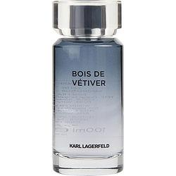 Karl Lagerfeld Bois De Vetiver By Karl Lagerfeld Edt Spray 3.3 Oz *tester