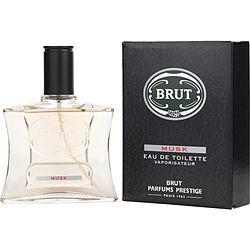 Brut Musk By Faberge Edt Spray 3.4 Oz