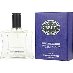 Brut Oceans By Faberge Edt Spray 3.3 Oz