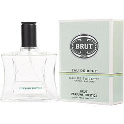 Brut Eau De Brut By Faberge Edt Spray 3.3 Oz