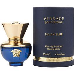 Versace Dylan Blue By Gianni Versace Eau De Parfum Spray 1 Oz