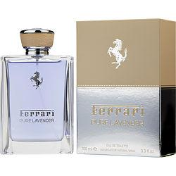 Ferrari Pure Lavender By Ferrari Edt Spray 3.3 Oz