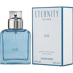 Eternity Air By Calvin Klein Edt Spray 3.4 Oz