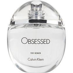 Obsessed By Calvin Klein Eau De Parfum Spray 3.4 Oz *tester