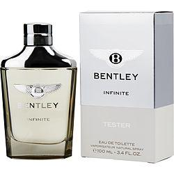 Bentley Infinite By Bentley Edt Spray 3.4 Oz *tester