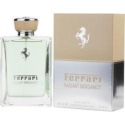Ferrari Radiant Bergamot By Ferrari Edt Spray 3.3 Oz