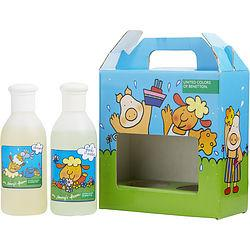 Benetton Gift Set Benetton On Benny's Farm By Benetton