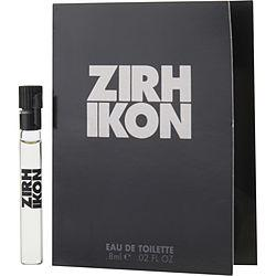 Ikon By Zirh International Edt Vial On Card