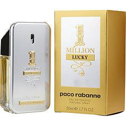 Paco Rabanne 1 Million Lucky By Paco Rabanne Edt Spray 1.7 Oz