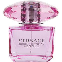 Versace Bright Crystal Absolu By Gianni Versace Eau De Parfum Spray 3 Oz (unboxed)