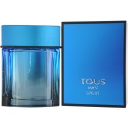 Tous Man Sport By Tous Edt Spray 3.4 Oz *tester