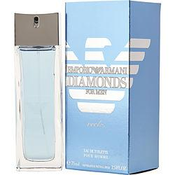 Emporio Armani Diamonds Rocks By Giorgio Armani Edt Spray 2.5 Oz
