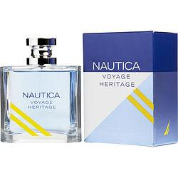 Nautica Voyage Heritage By Nautica Edt Spray 3.4 Oz