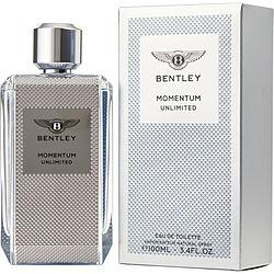 Bentley Momentum Unlimited By Bentley Edt Spray 3.4 Oz