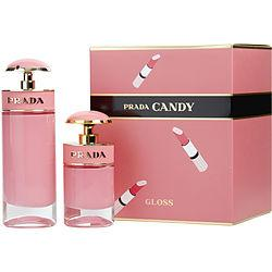 Prada Gift Set Prada Candy Gloss By Prada