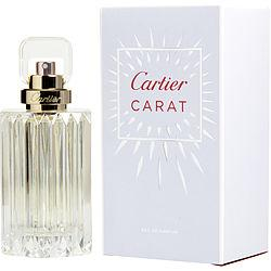Cartier Carat By Cartier Eau De Parfum Spray 3.3 Oz