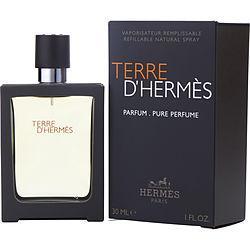 Terre D'hermes By Hermes Parfum Spray Refillable 1 Oz